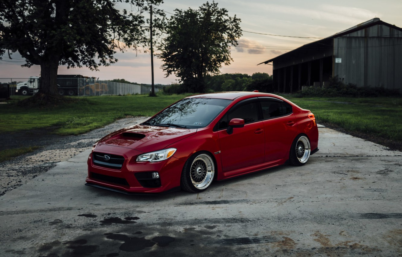 Cars Tuning Subaru Impreza Wrx Jdm Wallpaper: Wallpaper Turbo, Red, Wheels, Subaru, Japan, Wrx, Impreza
