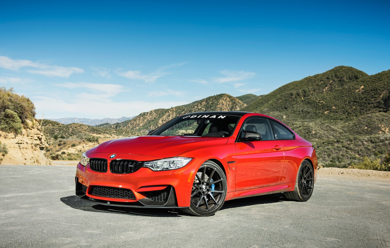 Photo wallpaper BMW, coupe, BMW, Coupe, F82