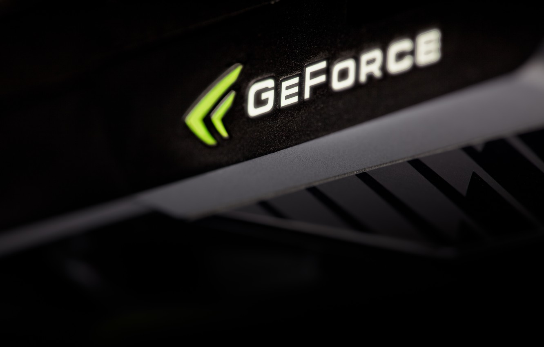 Photo wallpaper GTX, Nvidia, GeForce, video card