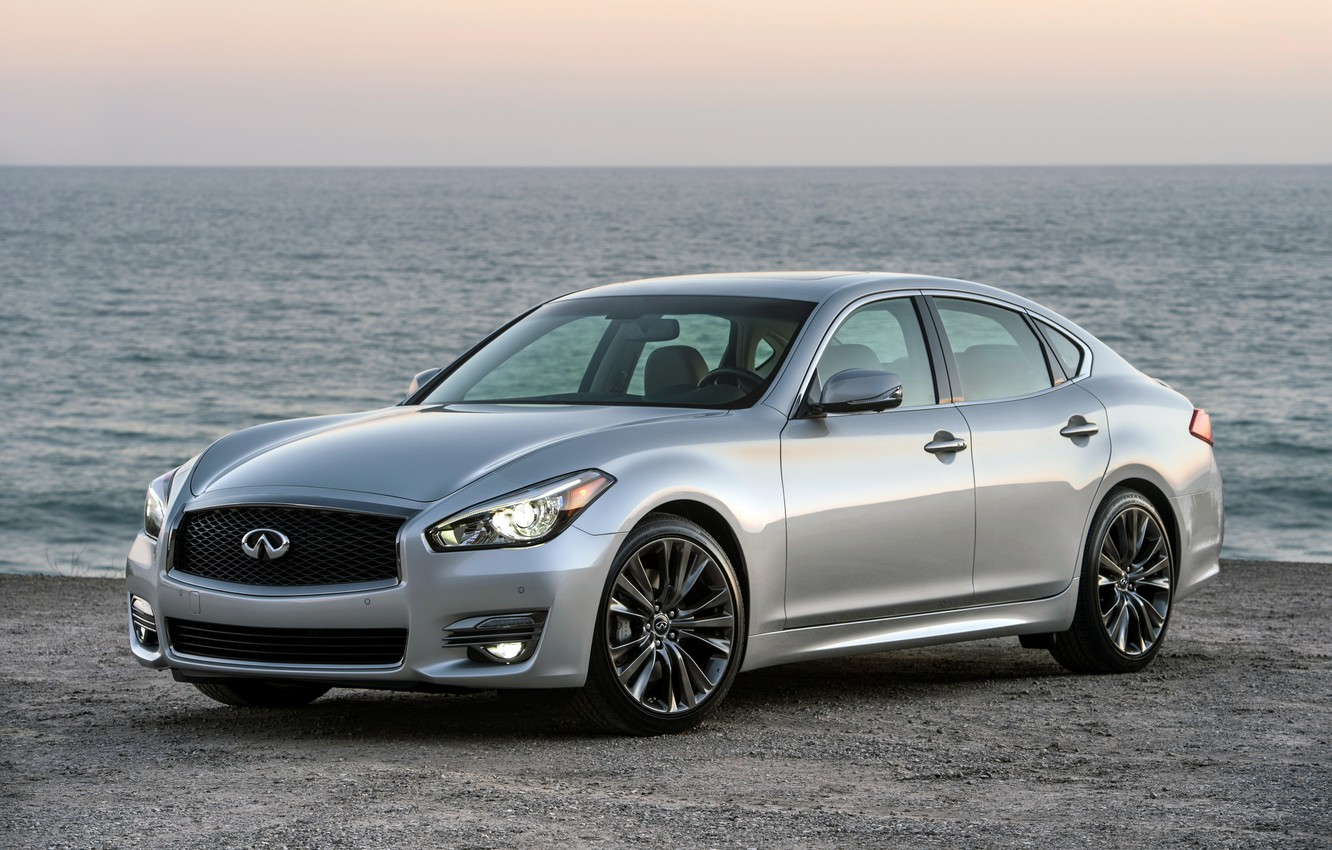 Photo wallpaper Infiniti, infiniti, 2015, Y51, Premium Select Edition, Q70