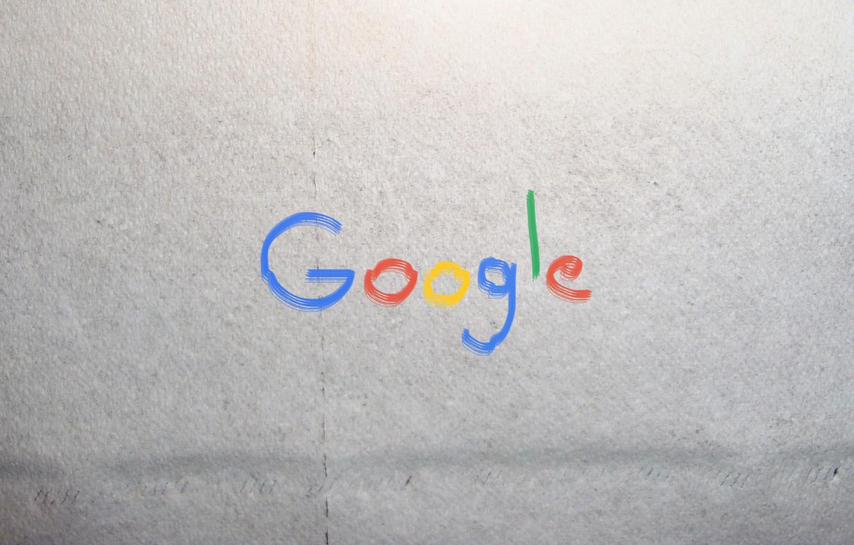 Photo wallpaper Google, company, high technology