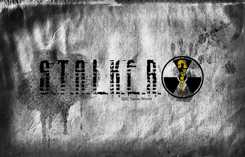 Photo wallpaper the inscription, sign, the game, new, S. T. A. L. K. E. R 2, сталкер2, …
