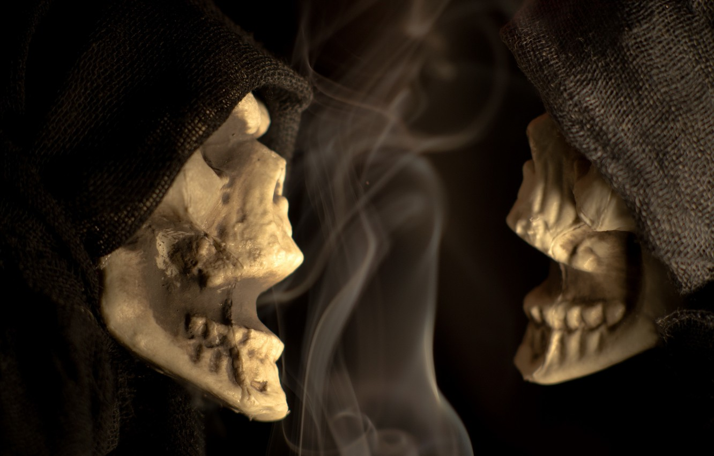 Halloween Skeleton Wallpaper.Wallpaper Halloween Macro Scary Skeleton Chatter