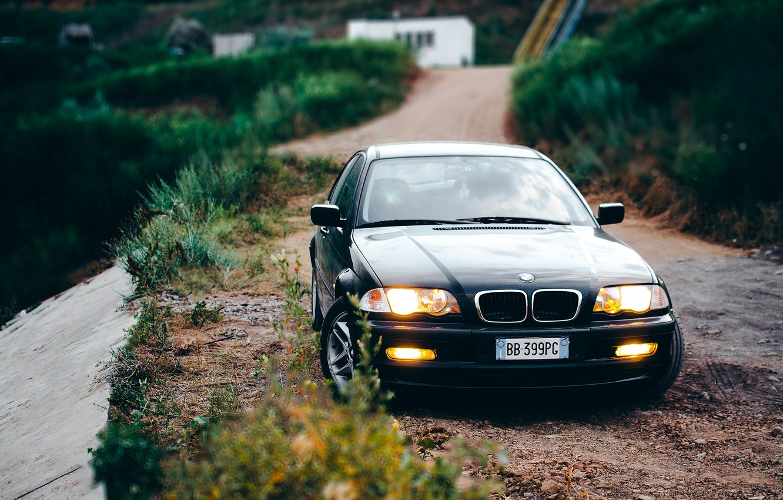 Photo wallpaper auto, bmw, BMW, E46, Berdnik photo, 318