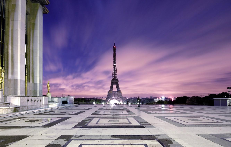 Photo wallpaper the city, Paris, photographers