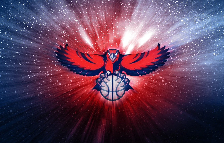 Wallpaper The Ball Basketball Background Hawks Atlanta Hawks