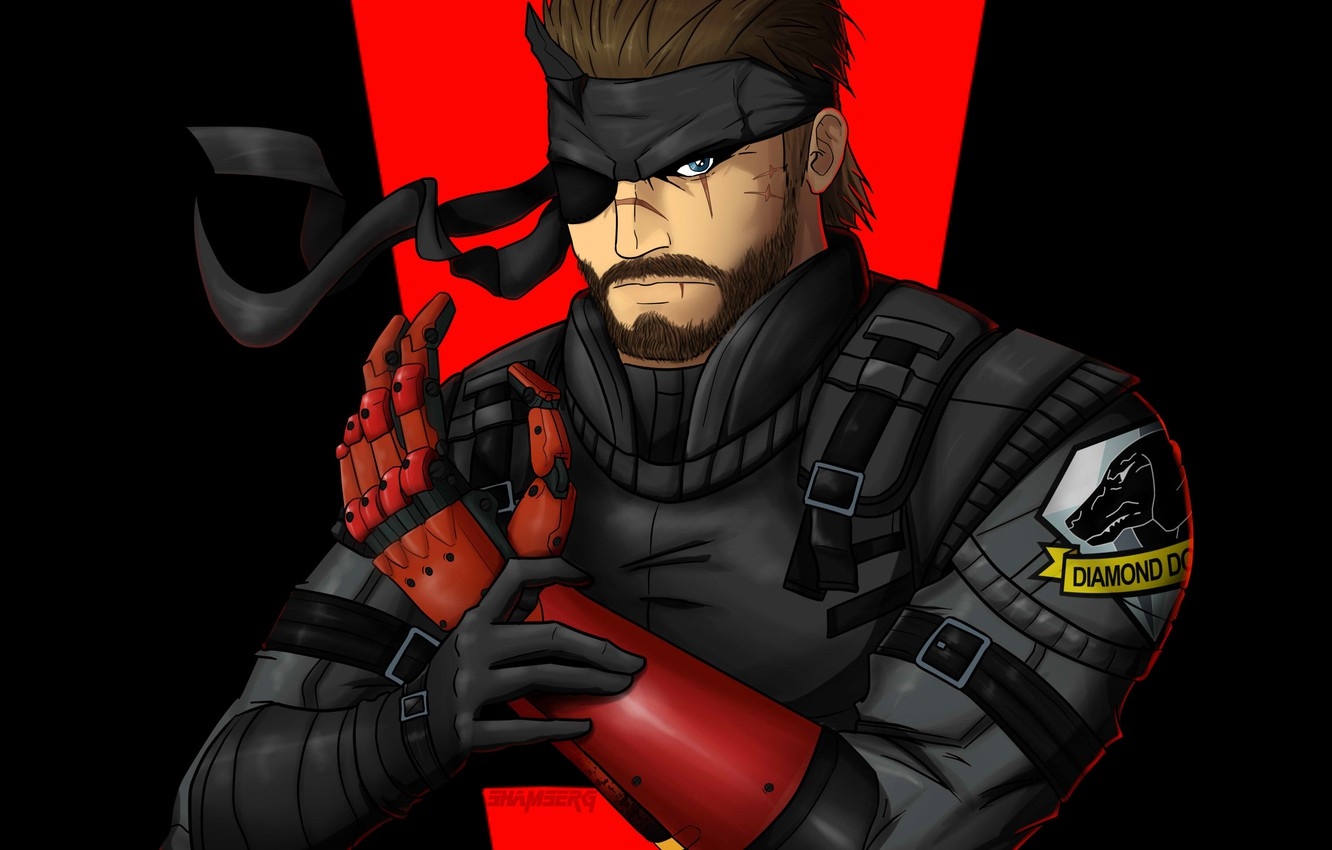 Wallpaper Soldiers Metal Gear Solid Bandana Snake Prosthesis Mercenary Konami Scars One Eyed Kojima Productions Naked Snake Mgs Big Boss Metal Gear Solid V The Phantom Pain Hideo Kojima Punished Snake Images For As punished snake, the implication is that the character's sins have caught up to him. wallpaper soldiers metal gear solid
