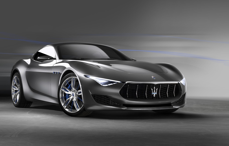Photo wallpaper Concept, Maserati, 2014, Alfieri