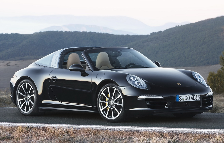 Photo wallpaper 911, Porsche, Targa
