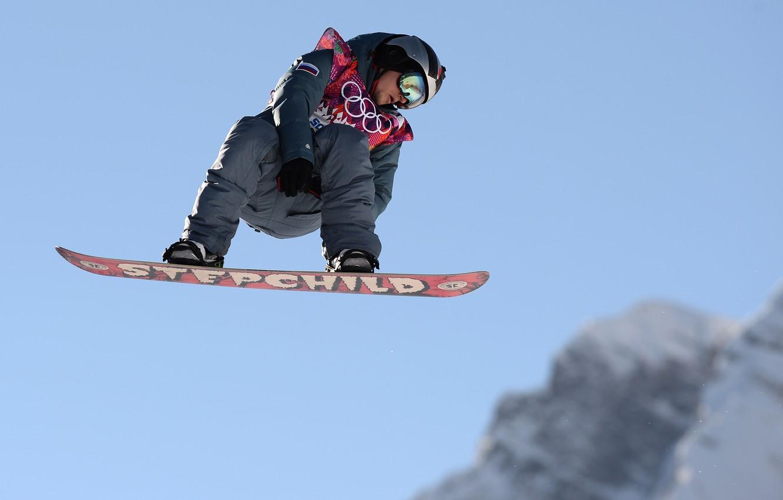 Photo wallpaper Russia, Olympics, Sochi, 2014, Alexey Sobolev, slotsall