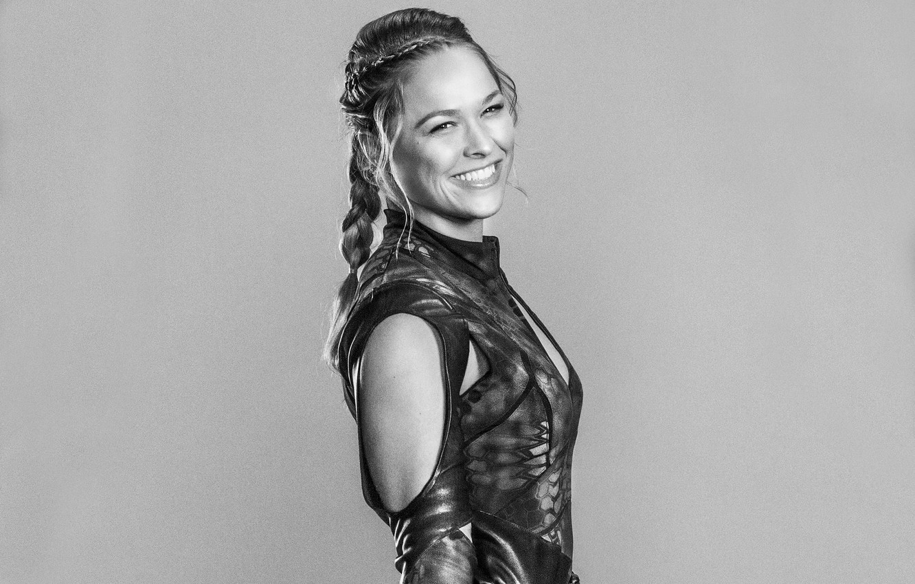 Photo wallpaper Luna, Ronda Rousey, The Expendables-3