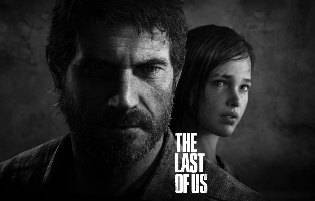 Wallpaper Ellie Art Game The Last Of Us Naughty Dog
