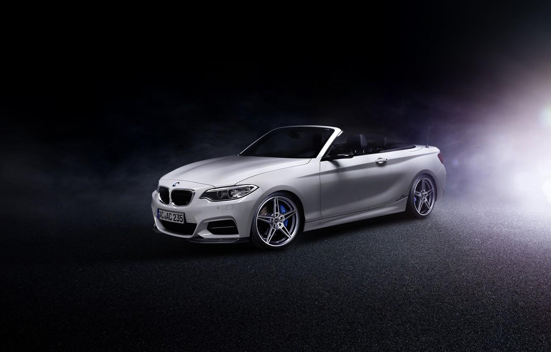 Photo wallpaper BMW, BMW, convertible, Cabrio, AC Schnitzer, 2 Series, 2015, F23