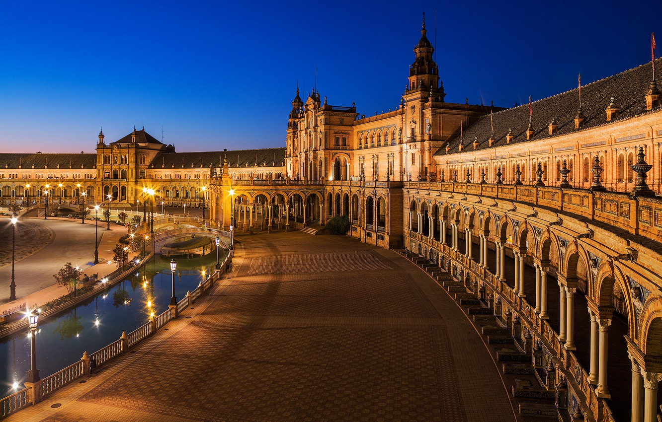 The Plaza de Espana, Things to Do in Seville