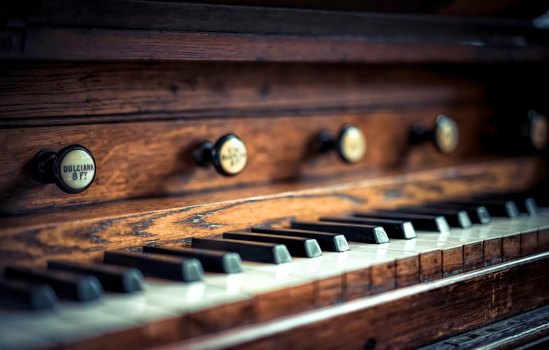 Wallpaper macro, keys, Church organ, church organ images for ...
