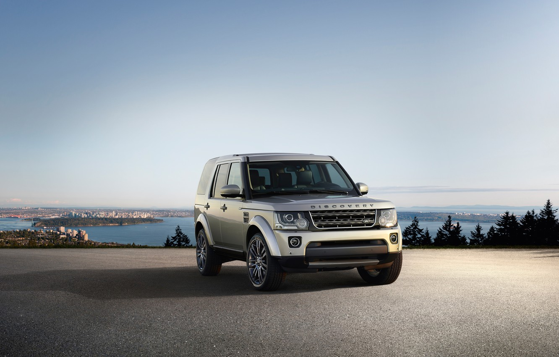 Photo wallpaper Land Rover, discovery, land Rover, Disvery