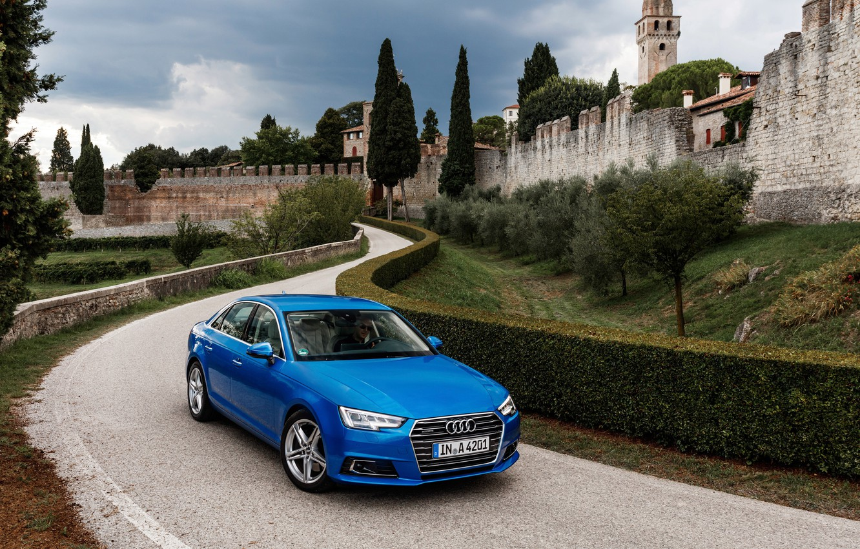 Photo wallpaper Audi, Audi, quattro, TFSI, 2015