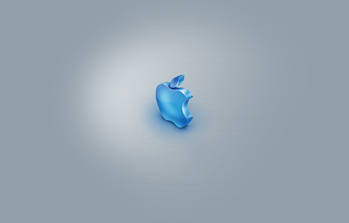 Photo wallpaper style, apple, comp, firm, brand