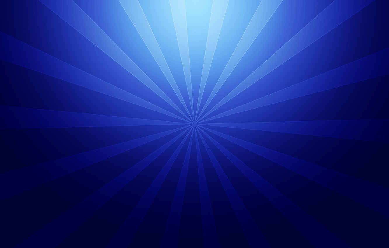 Photo wallpaper rays, line, blue, abstraction, creative, background, abstraction