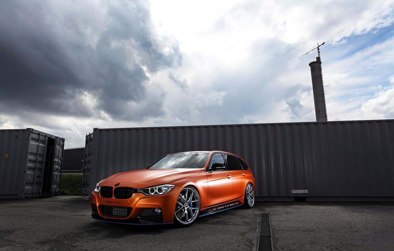 Photo wallpaper BMW, BMW, universal, Touring, F31, 3-Series, Tuningsuche