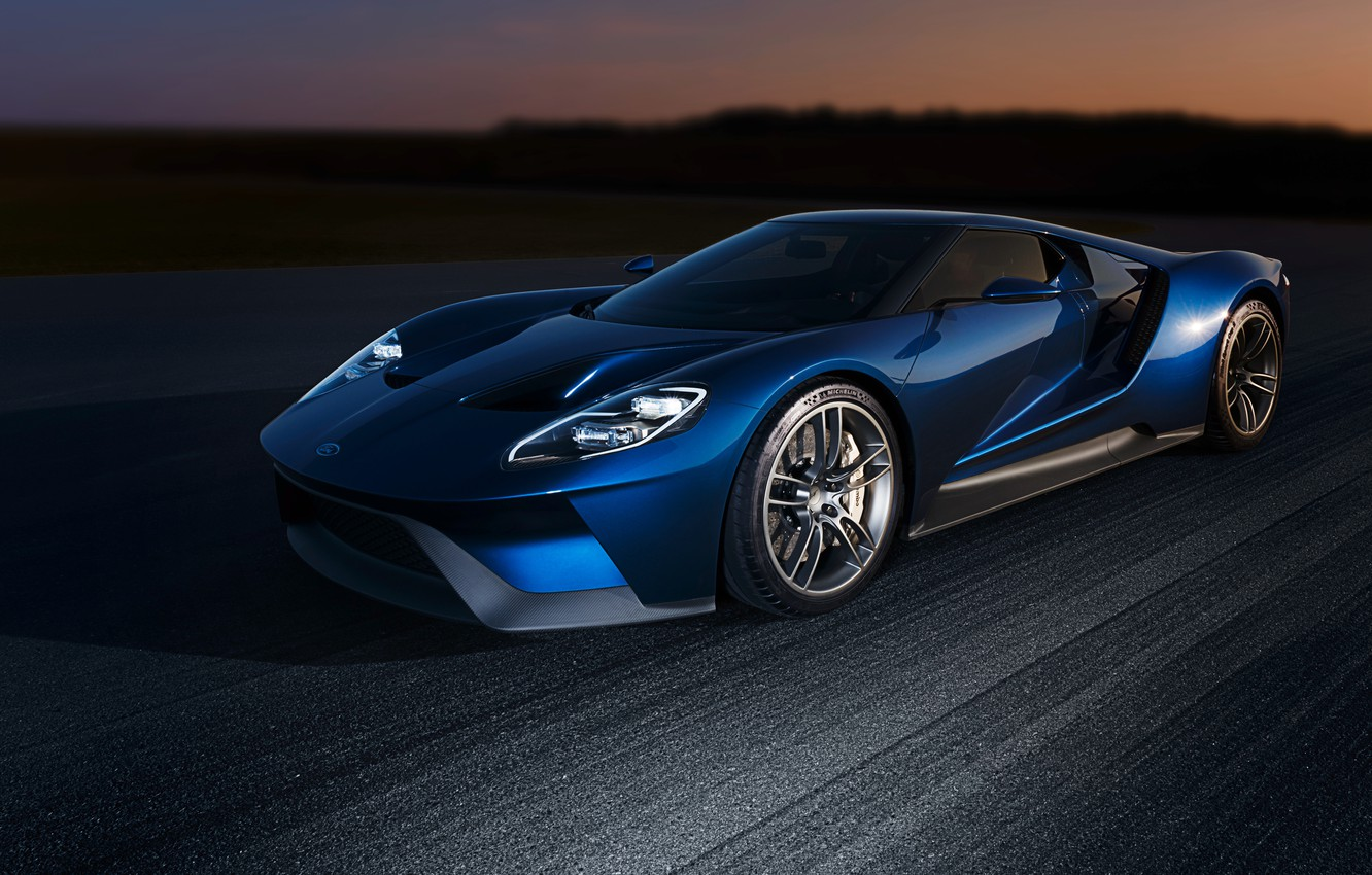 Photo wallpaper Concept, Ford, supercar, Ford, 2015