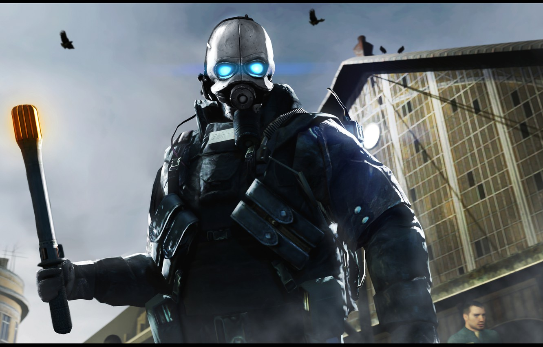 Wallpaper Half Life 2 Valve Alliance Pearls Civil Protection