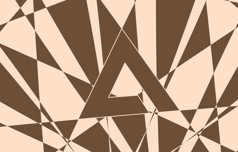 Photo wallpaper Logo, Wallpaper, AIMP, Artem Izmaylov Media Player, Coffee & Milk