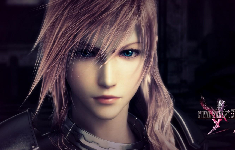 Wallpaper Final Fantasy Lightning Game Xiii Images For Desktop