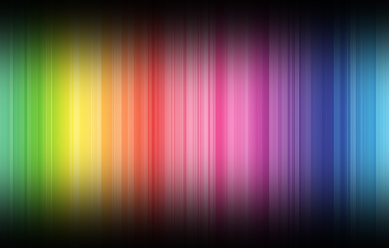 Wallpaper Strip Rainbow Colourful Color Images For Desktop