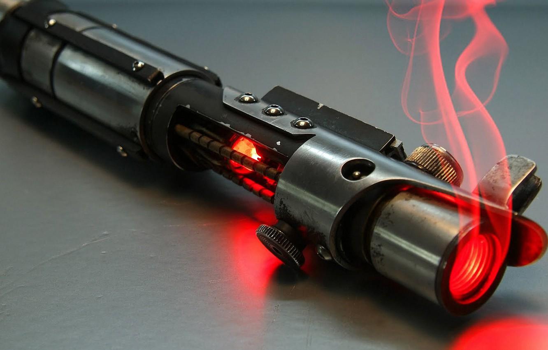 Photo wallpaper star wars, star wars, lightsaber, laser sword
