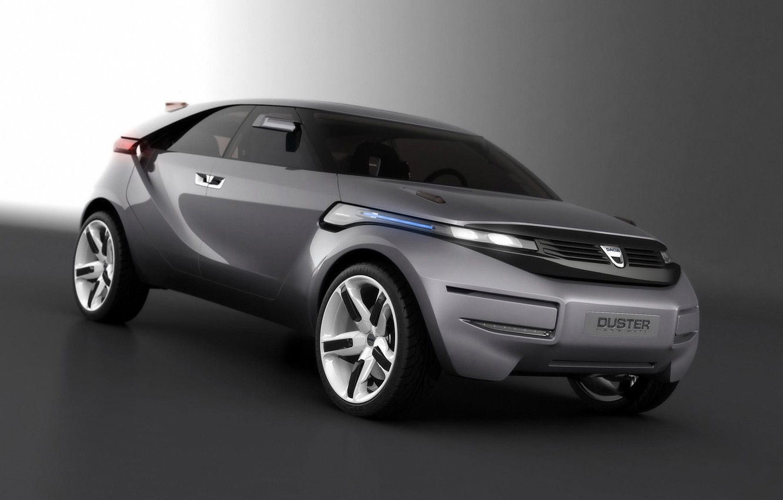 Photo wallpaper Concept, Duster, Crossover, Dacia