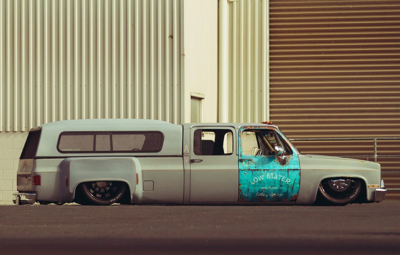 Photo wallpaper Chevrolet, chevrolet, pickup, pickup