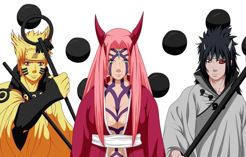 Photo wallpaper game, war, anime, sharingan, ninja, asian, manga, Uchiha Sasuke, shinobi, japanese, Haruno Sakura, Naruto Shippuden, …
