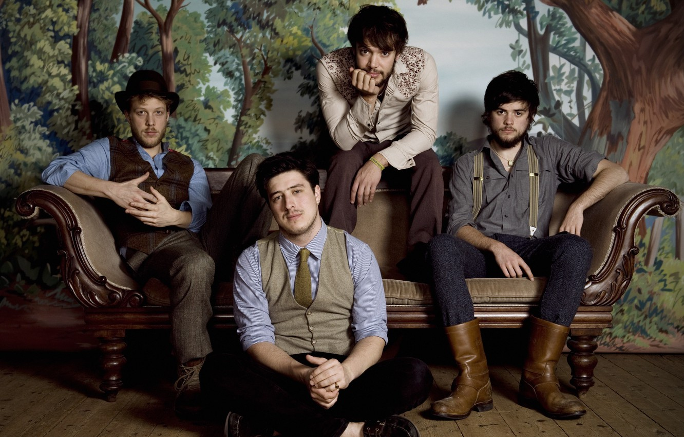 Wallpaper Music Group British Folk Rock Mumford Sons Indie