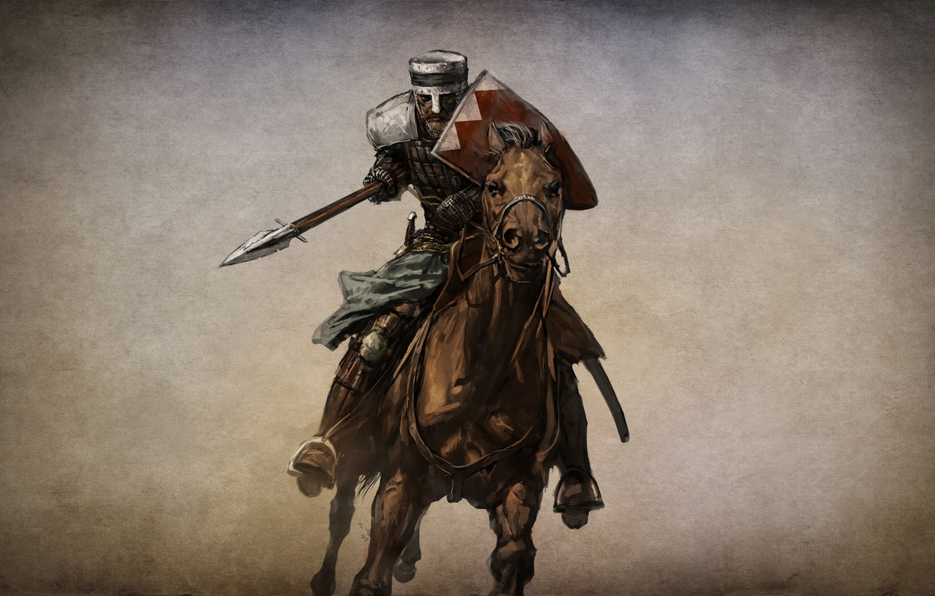 Wallpaper Horse The Game Warrior Art Knight It Action Role Rpg Mount Amp Blade The Story Of The Hero Single Combat General Be Images For Desktop Section Igry Download