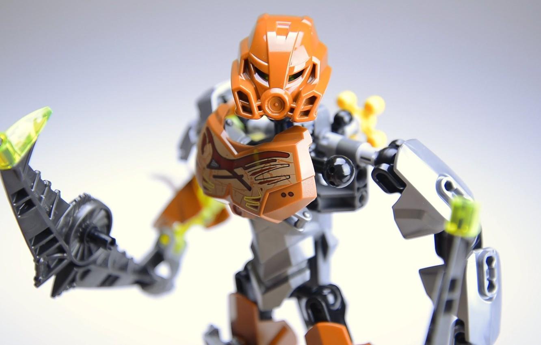 Photo wallpaper lego, LEGO, Bionicle, master of stone, pohatu, 70785, master of stone, bionicle, pohatu