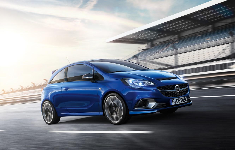 Photo wallpaper Opel, Corsa, Opel, OPC, 2015