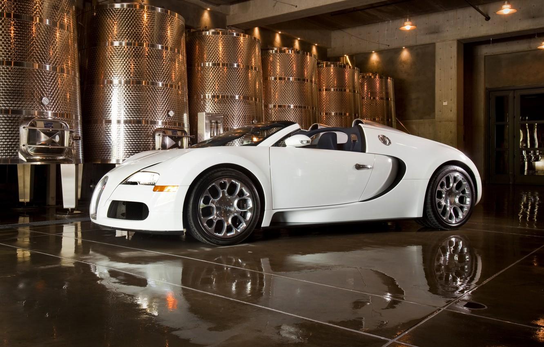 Photo wallpaper Roadster, Bugatti, Veyron, Roadster, Bugatti, Veyron