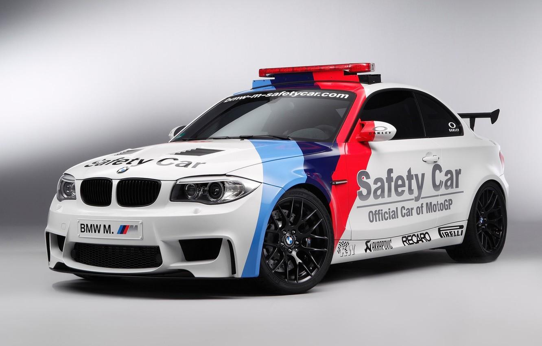 Photo wallpaper BMW, BMW, MotoGP, Series 1, Safety car