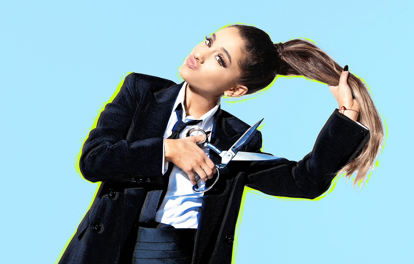 Photo wallpaper photoshoot, 2016, Saturday Night Live, Ariana Grande