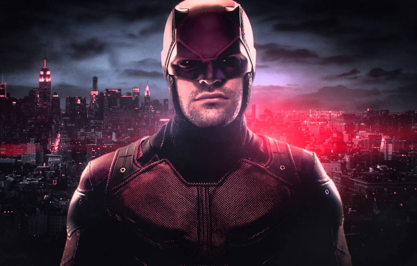 Wallpaper New York Daredevil Avenger Netflix Matt