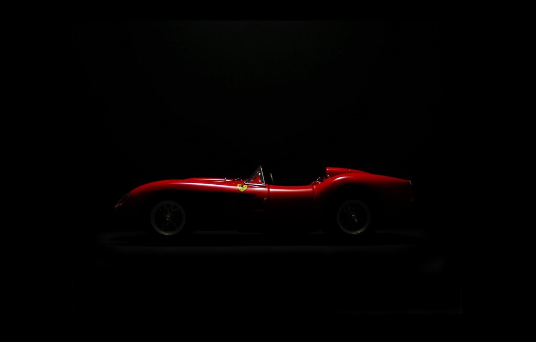 Photo wallpaper Ferrari, gto, ferrari 250