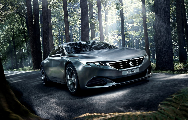 Photo wallpaper Peugeot Cars, Peugeot Concept, Peugeot Exalt Concept Wallpaper, Concept cars, Peugeot Exalt Concept, Peugeot Wallpaper