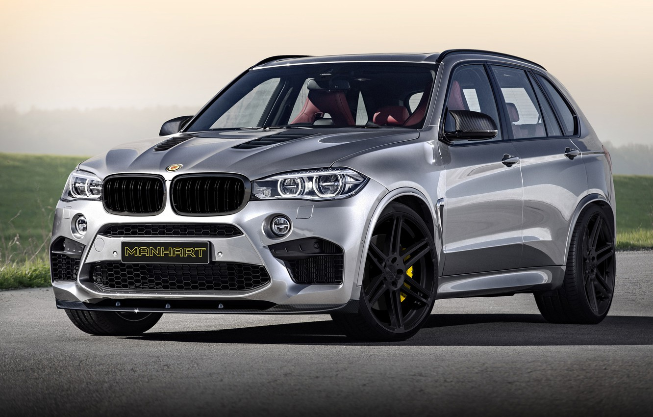 Photo wallpaper BMW, F15, X5