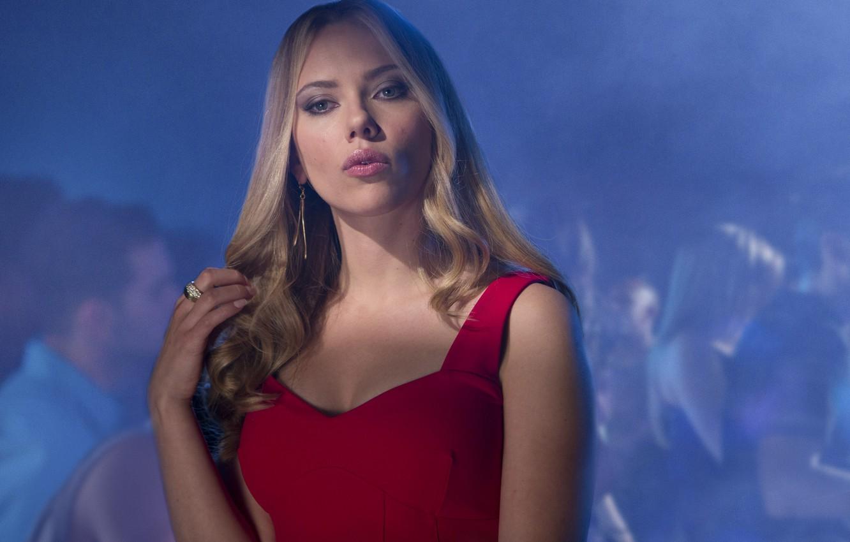 Photo wallpaper look, dress, actress, Scarlett Johansson, Scarlett Johansson, The Passion Of Don Juan, Don Jon