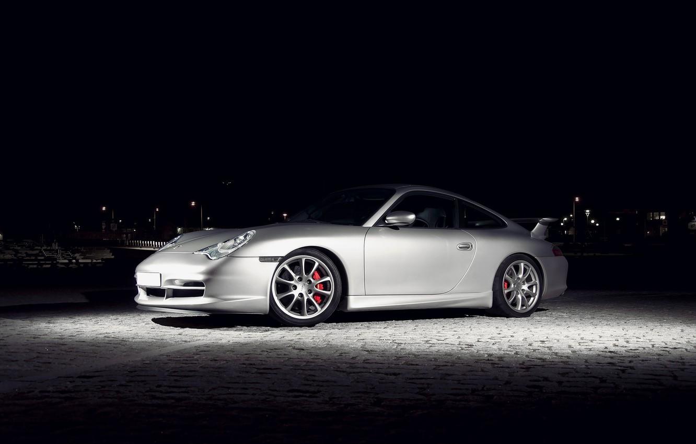 Photo wallpaper 911, Porsche, gt3, 996