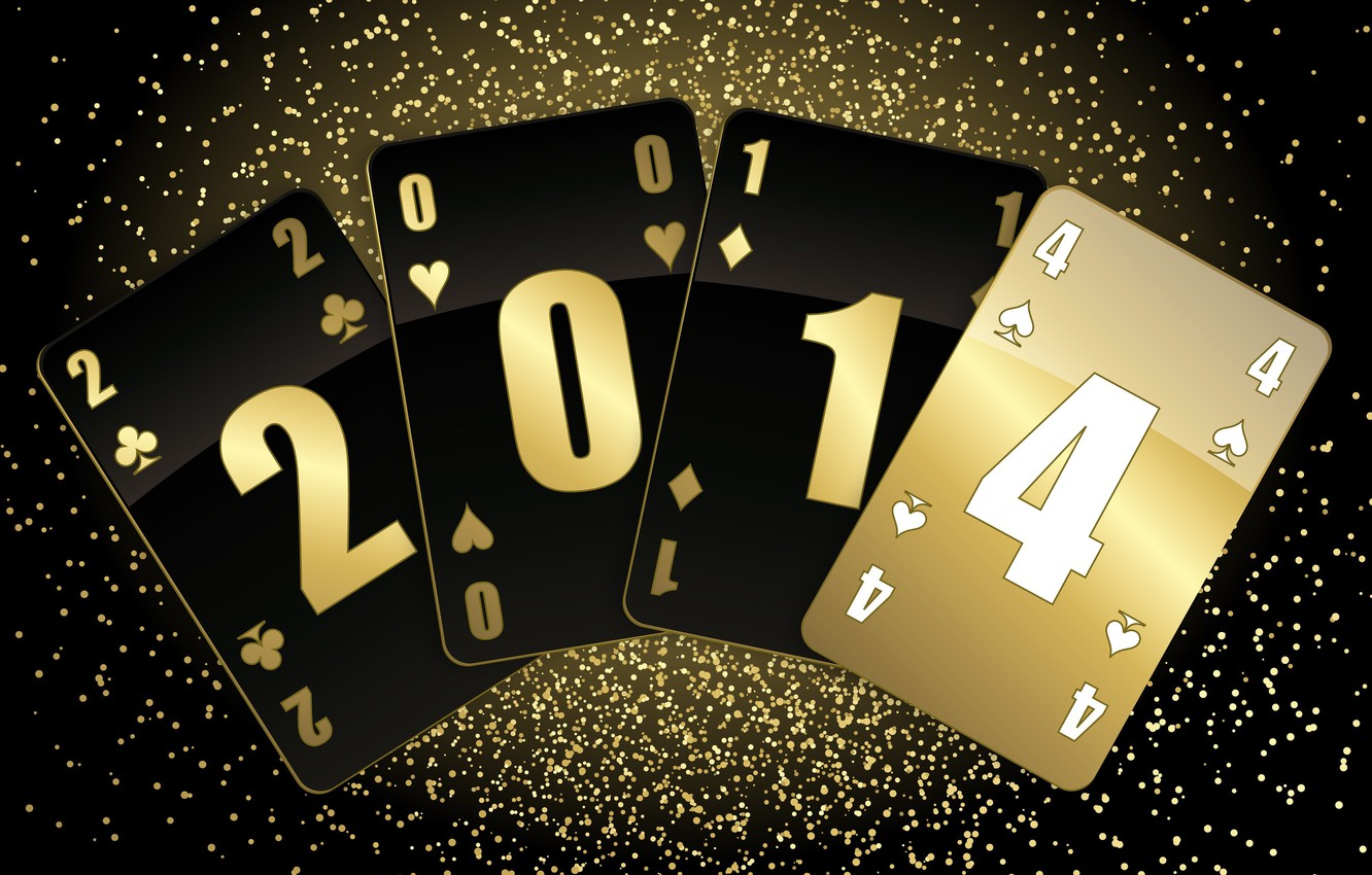 Photo wallpaper card, background, new year, suit, 2014