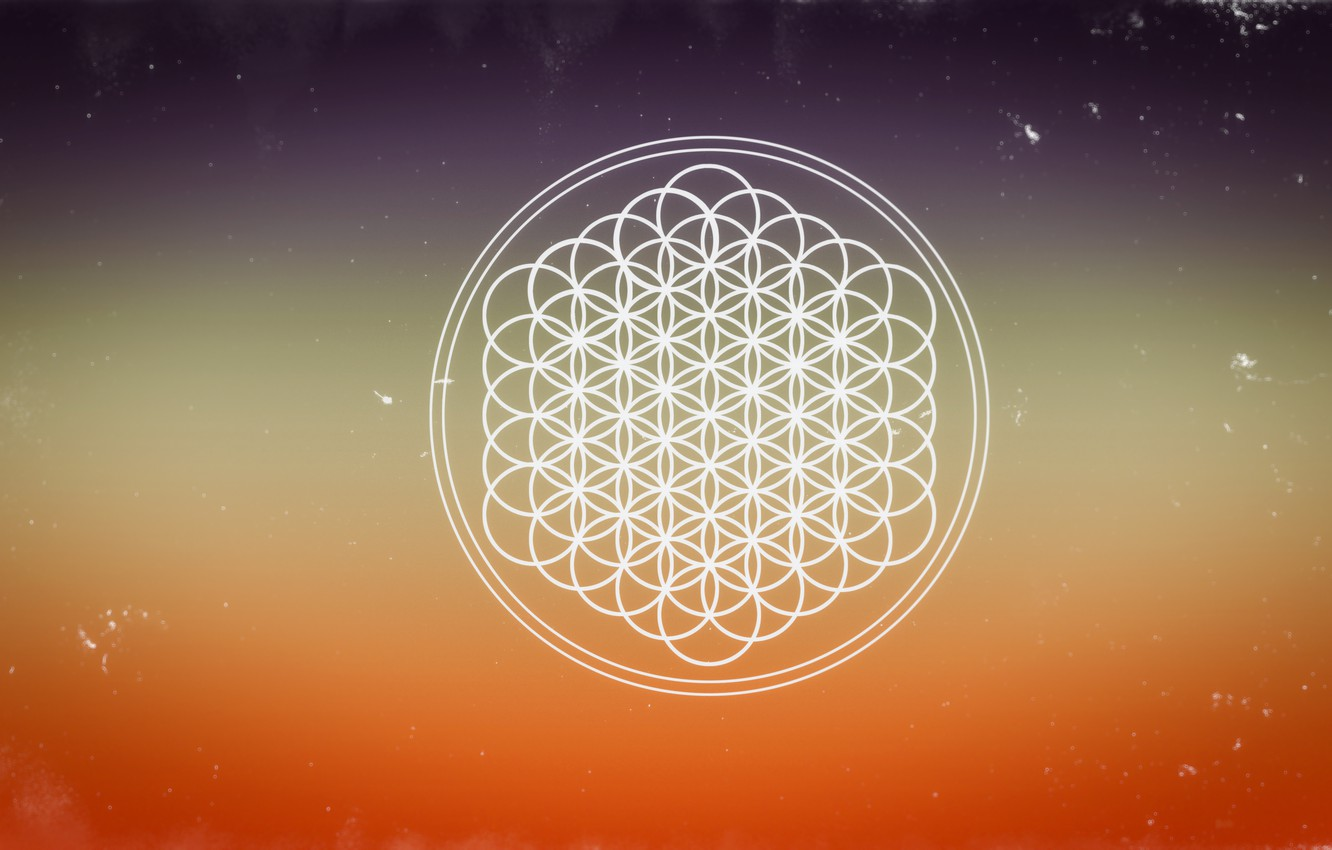 Photo wallpaper bmth, Bring Me The Horizon, Sempiternal, mandala, Sykes
