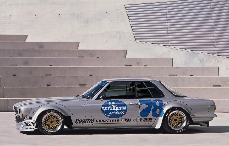 Photo wallpaper Mercedes, Benz, AMG, 40th Anniversary