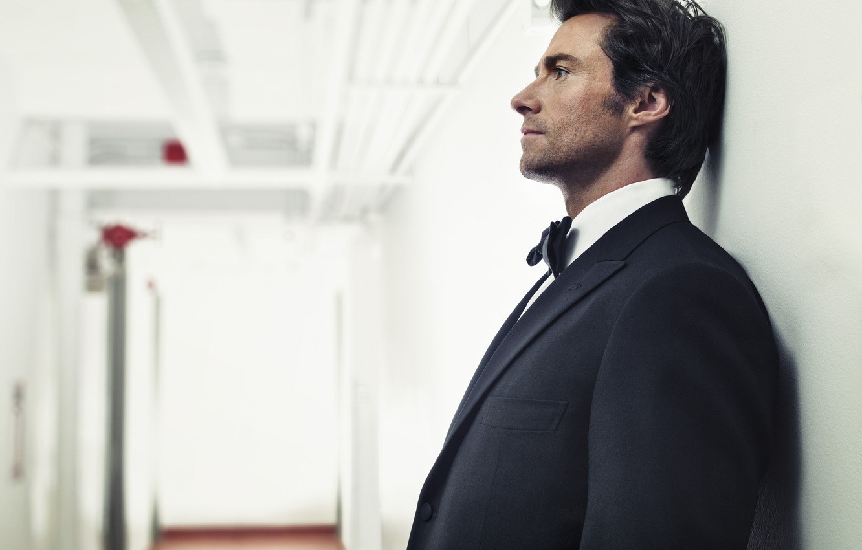 Photo wallpaper costume, actor, Hugh Jackman
